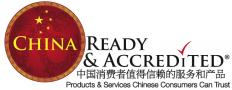 China Ready & Accredited