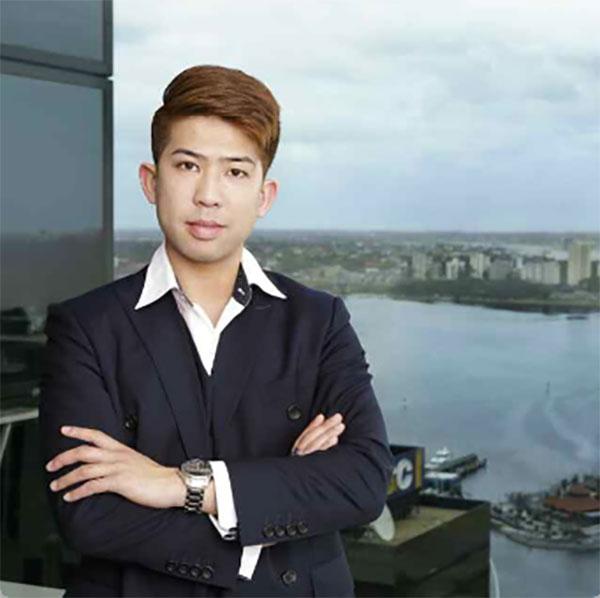 Aaron-CHAN